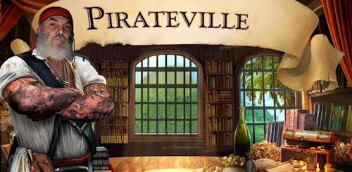 دانلود بازي كم حجم و فكري Pirateville:the enchanted box v1.0