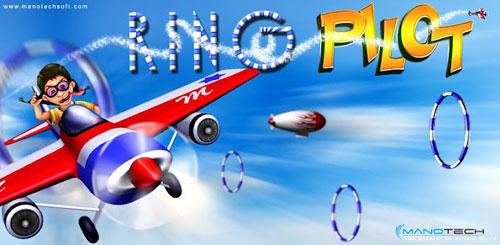 دانلود رايگان بازي كم حجم  هيجاني و جذاب حلقه ي خلبان Ring Pilot v2.0