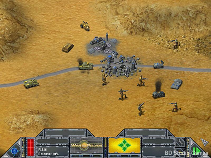 دانلود رايگان بازی كم حجم و اكشن جنگ در فالوس(waronfolvos) كامپيوتر