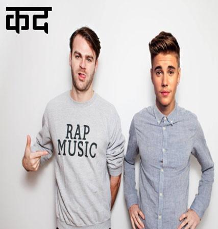 دانلود آهنگ جدید 2017 - The Chainsmokers و Justin Bieber به نام Give Me Love