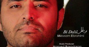 دانلود آهنگ جدید عاشقانه میثم ابراهیمی بنام بی دلیل 96