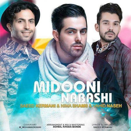دانلود آهنگ جدید عاشقانه سعید کرمانی بنام میدونی نباشی 96